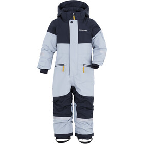 DIDRIKSONS Cornelius 2 Coverall Kinderen, cloud blue